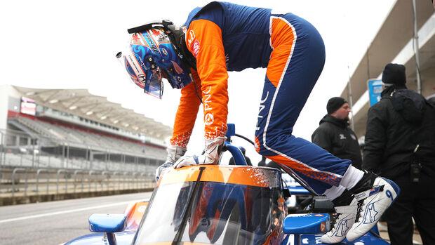 IndyCar - Test - Austin - 2020
