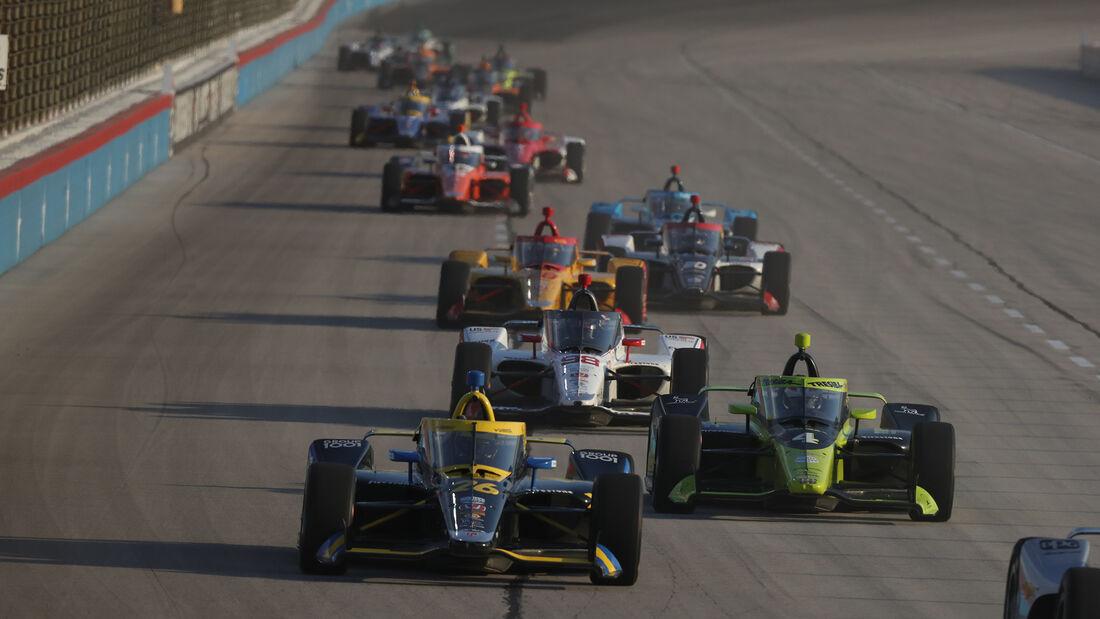 IndyCar - Texas - Saisonauftakt - Juni 2020
