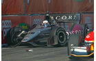 IndyCar - Toronto - Crash - 2013