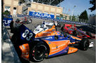 IndyCar - Toronto - Crash - 2013