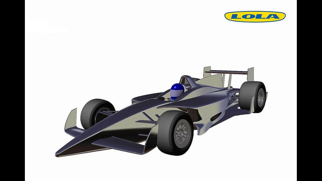 Indycar-Concepte