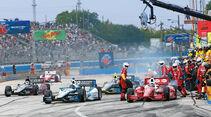 Indycar Milwaukee, 2013, Box