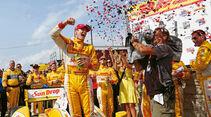 Indycar Milwaukee, Hunter-Reay, Sieger