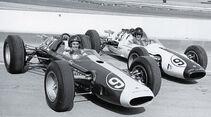 Indycar Milwaukee, Lotus, 1963