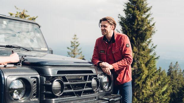 Ineos Automotive-CEO Dirk Heilmann