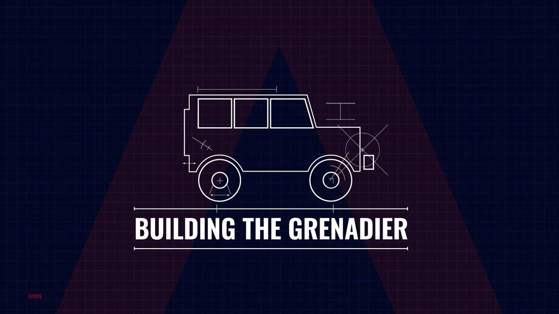 Ineos Projekt Grenadier