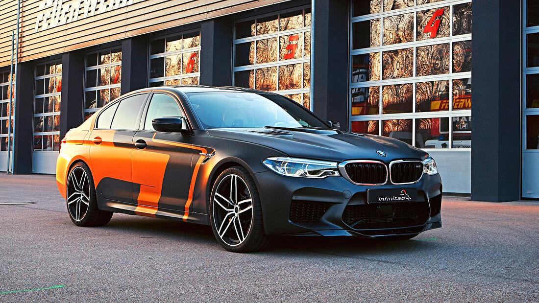 Infinitas-BMW M5