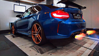 Infinitas BMW Tuning M5 M2