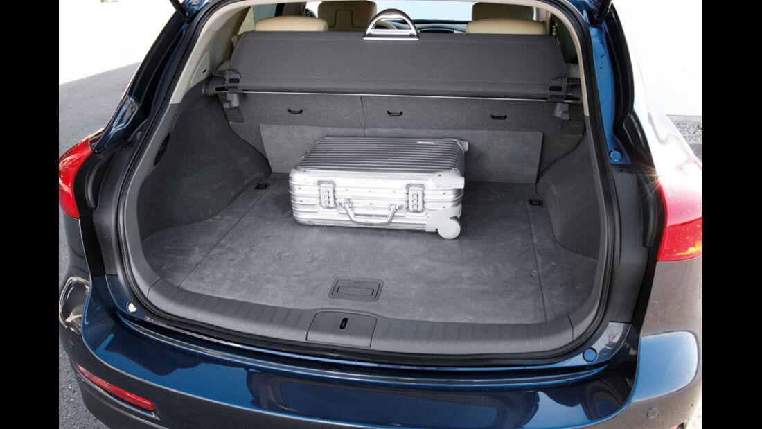 Infiniti EX30 D, Kofferraum