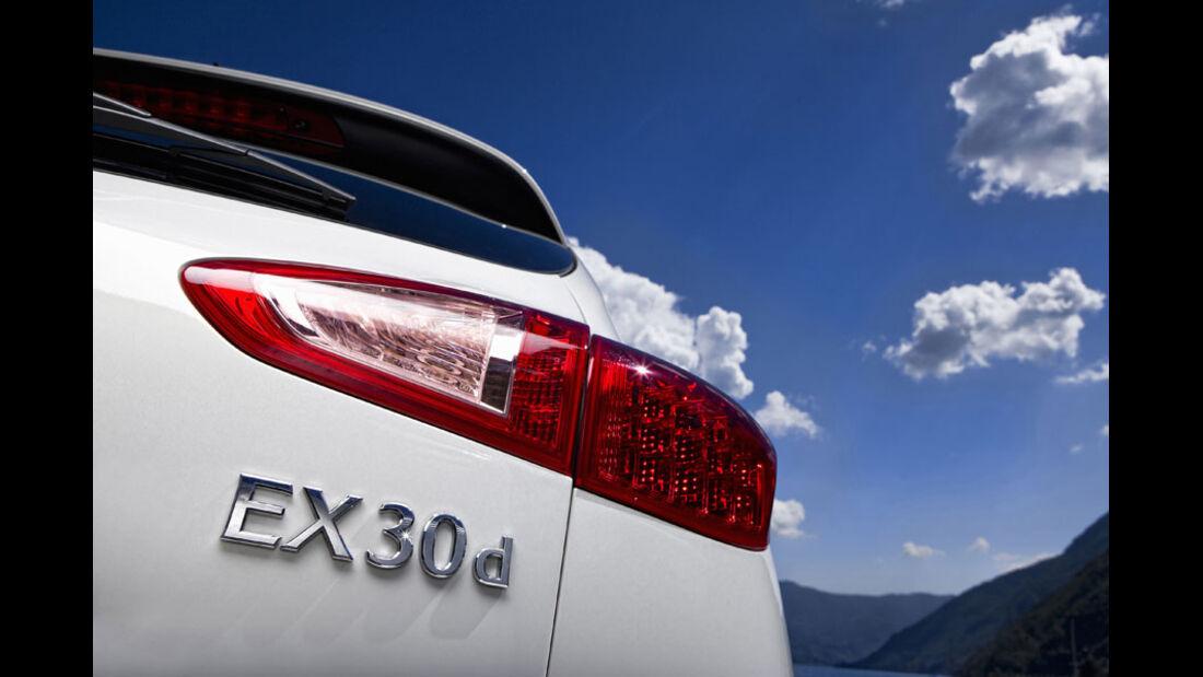 Infiniti EX30 D, Rücklicht