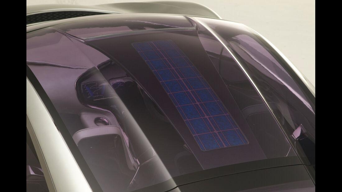 Infiniti Emerg-E, Solarzelle
