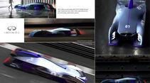 Infiniti Le Mans 2030 - Michelin Challenge Design - Motorsport