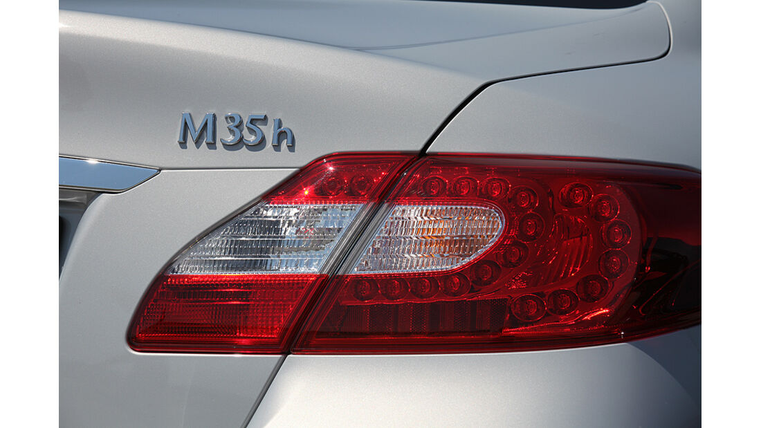 Infiniti M35h