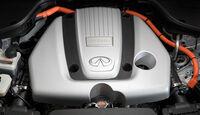 Infiniti M35h Hybrid, Motor