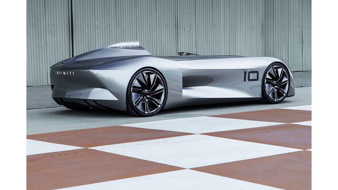 Infiniti Prototype 10 Conceptcar Pebble Beach 2018