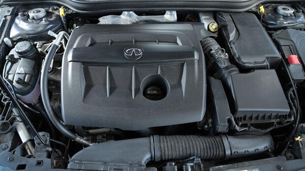 Infiniti Q30 1.5 d, Motor