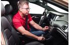 Infiniti Q30 Sitzprobe Dirk Gulde