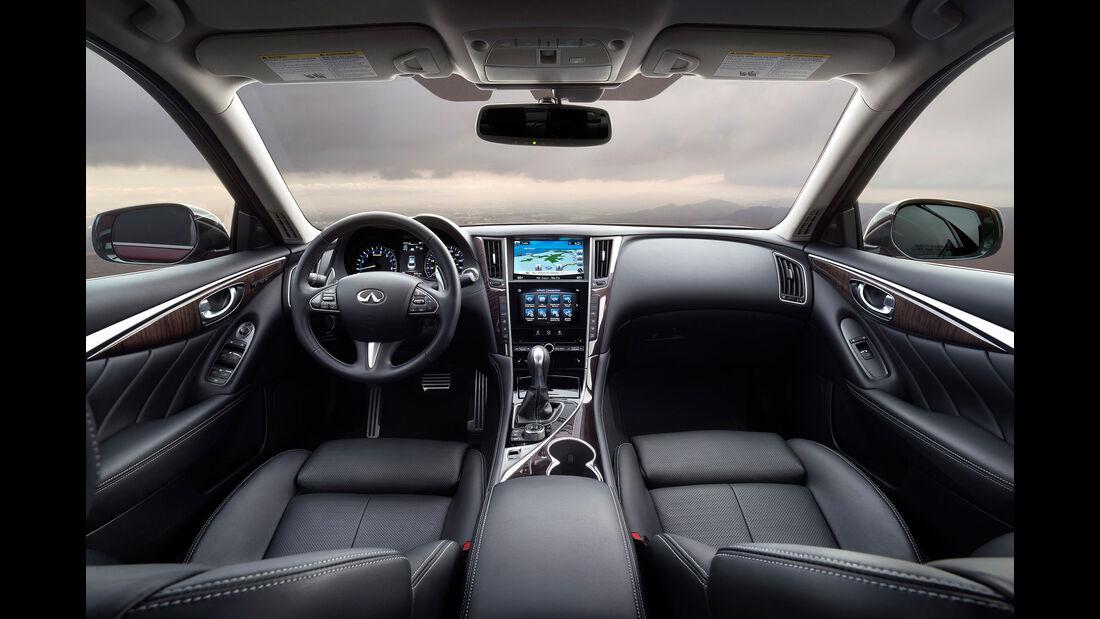 Infiniti Q50 Facelift 2016