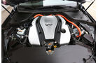 Infiniti Q50 S 3.5 V6 Hybrid, Motor