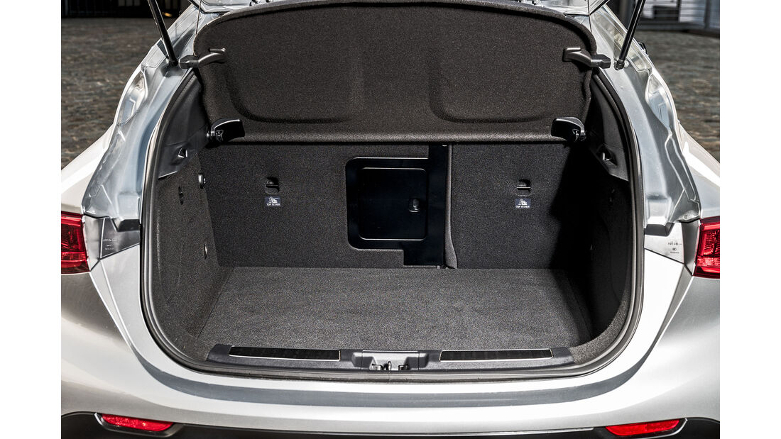 Infiniti QX30 2.2d 7DCT AWD Fahrbericht
