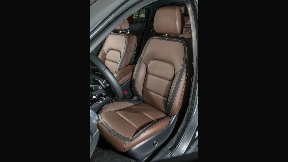 Infiniti QX30 2.2d, Fahrersitz