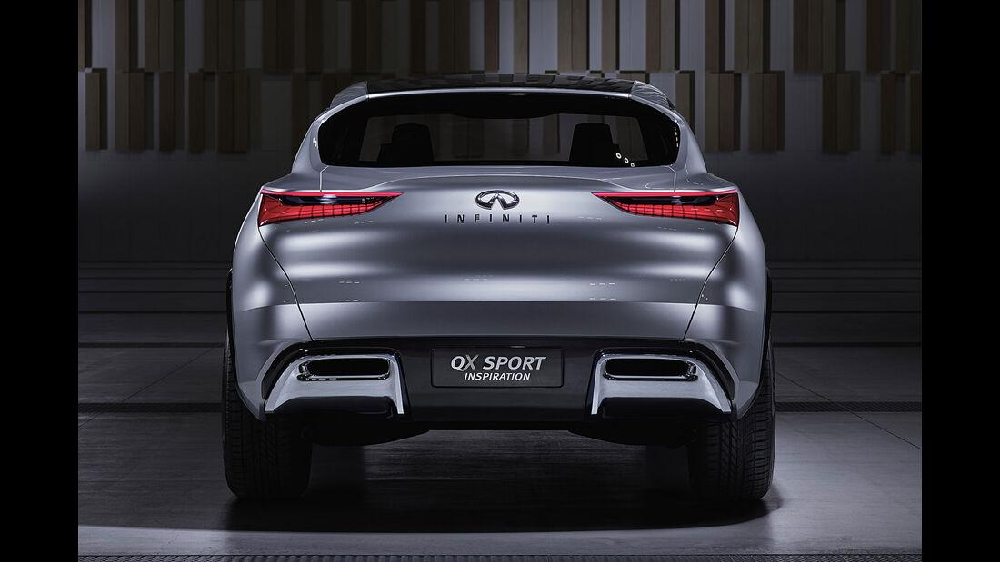 Infiniti QX50 Sport Inspiration Concept