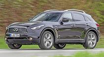 Infiniti QX70, Best Cars 2020, Kategorie K Große SUV/Geländewagen
