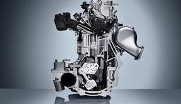Infiniti VC-T Motor variable Kompression Sperrfrist 14.8. 16.59 Uhr