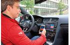 Infotainment, VW Golf, Cockpit