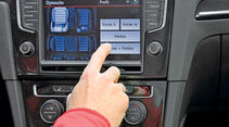 Infotainment, VW Golf, Klangabstimmung
