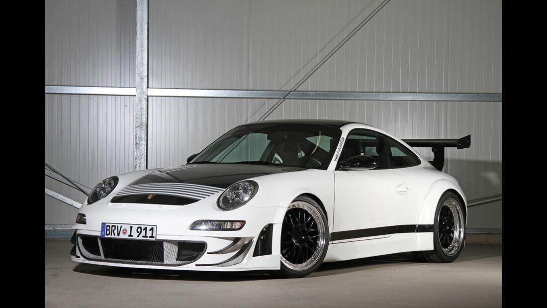 Ingo Noak Tuning, Porsche 911 (997),  Tuning, Sportwagen