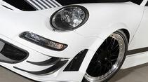 Ingo Noak Tuning, Porsche 911 (997),  Tuning, Sportwagen, Felgen
