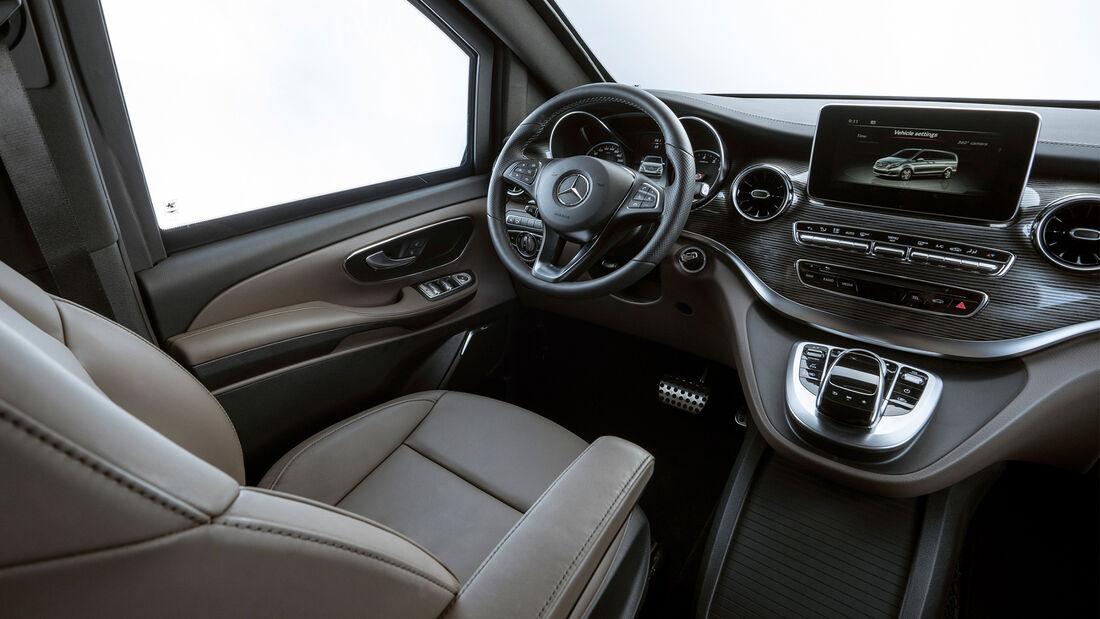 Inkas Gepanzerte Mercedes V-Klasse