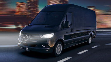 Inkas Mercedes Sprinter Office Limousine