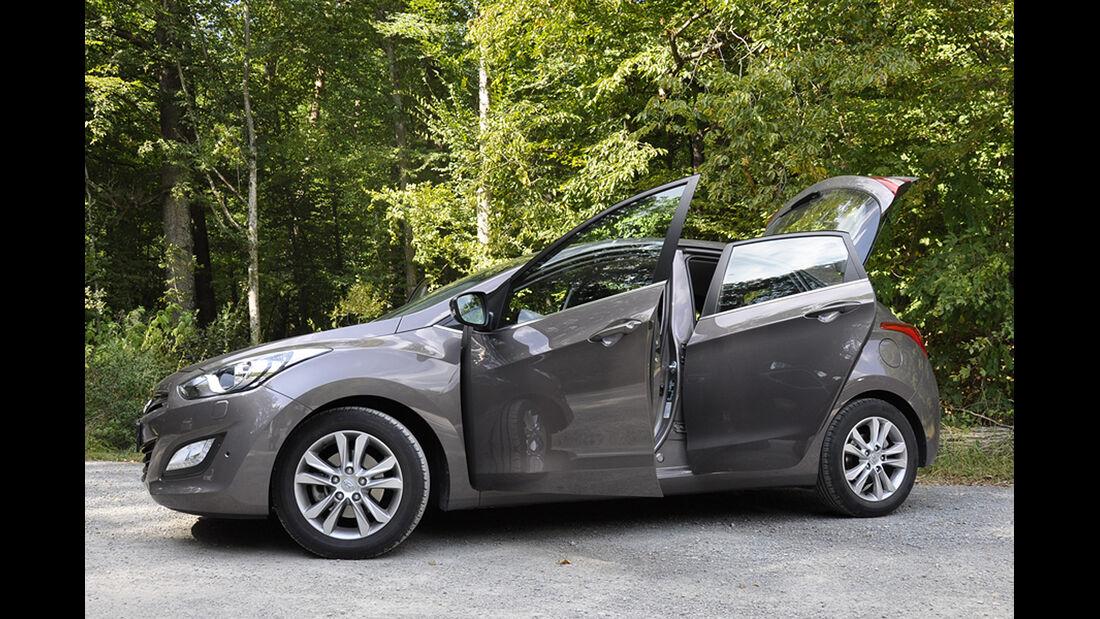 Innenraum-Check Hyundai i30