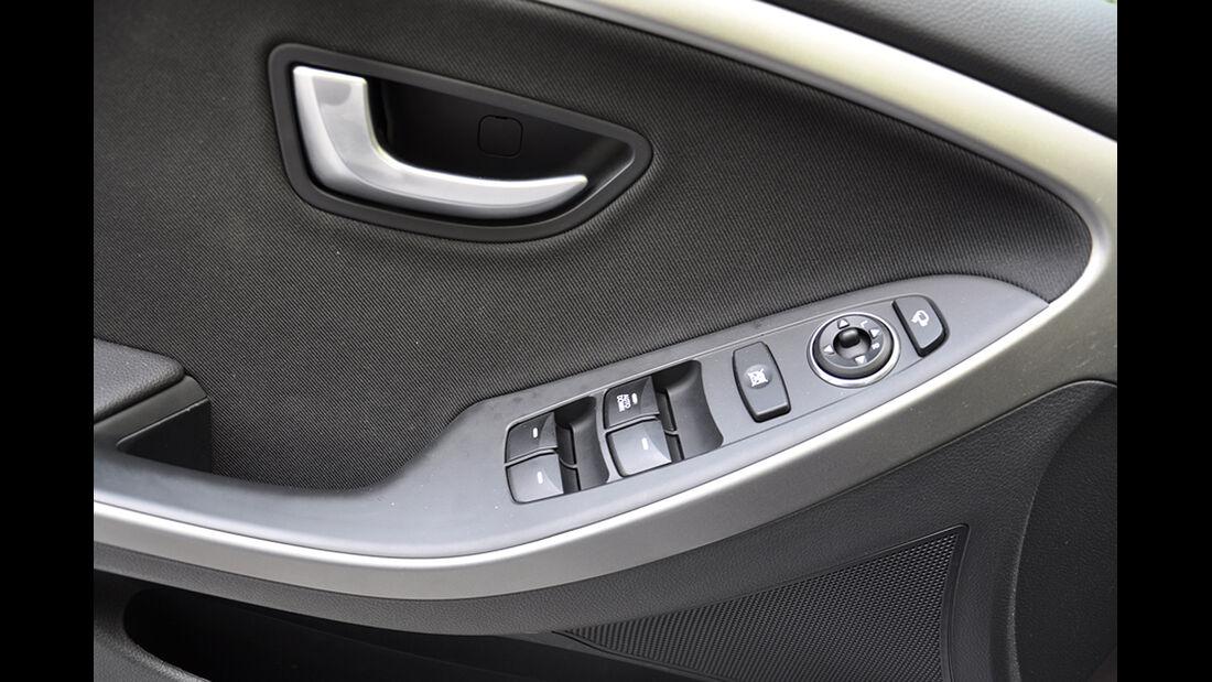 Innenraum-Check Hyundai i30, Cockpit