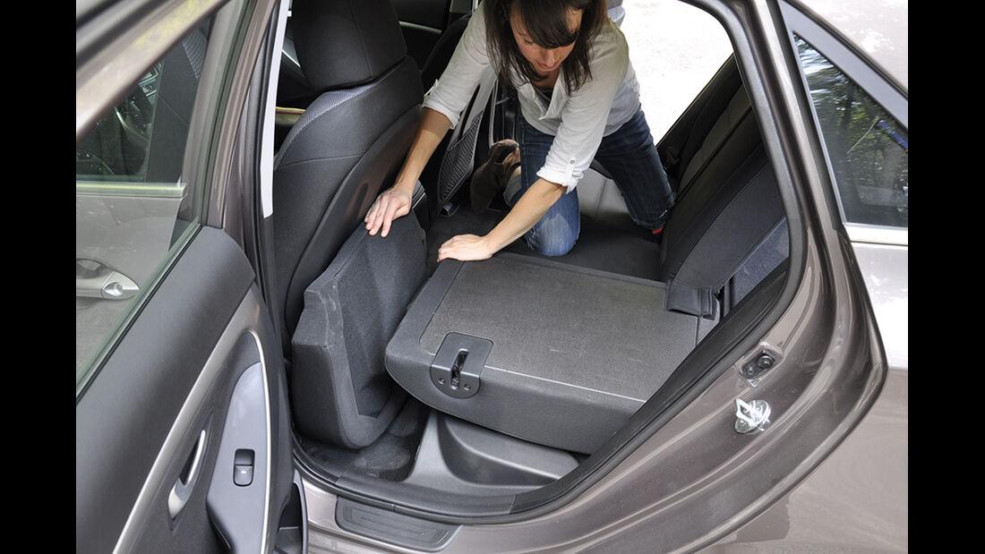Innenraum-Check Hyundai i30, Kofferraum