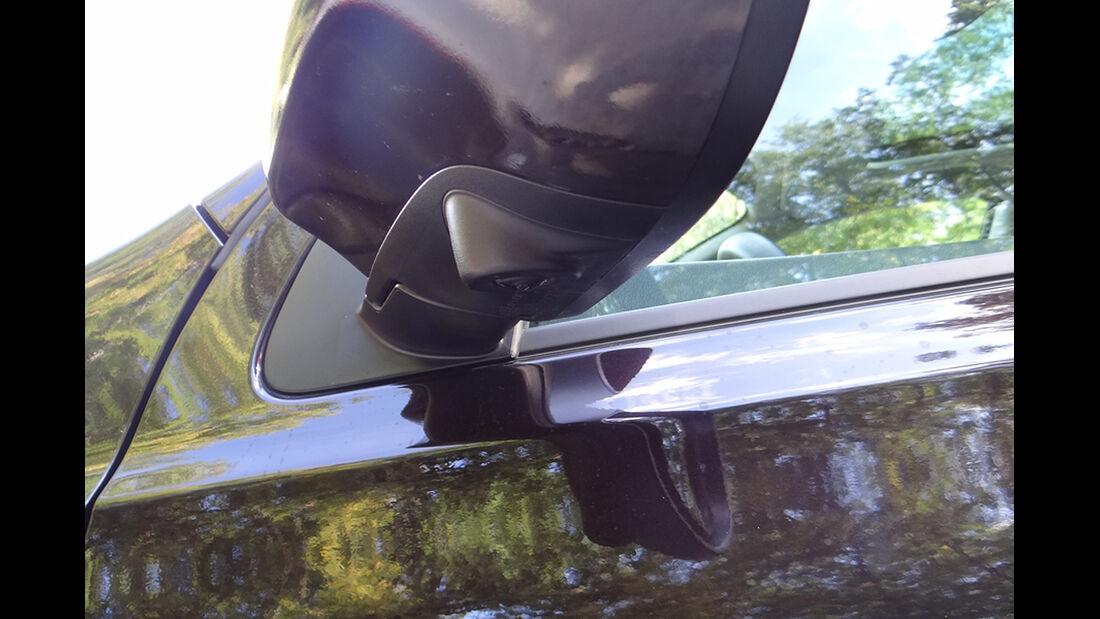 Innenraum-Check Nissan Qashqai, Kamera