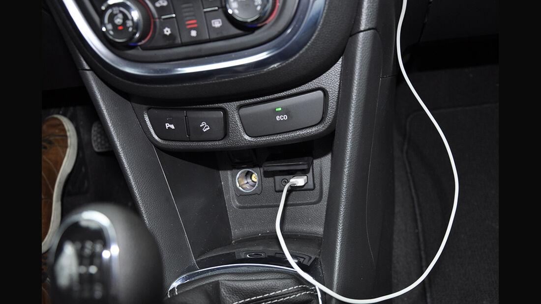 Innenraum-Check Opel Mokka, Cockpit