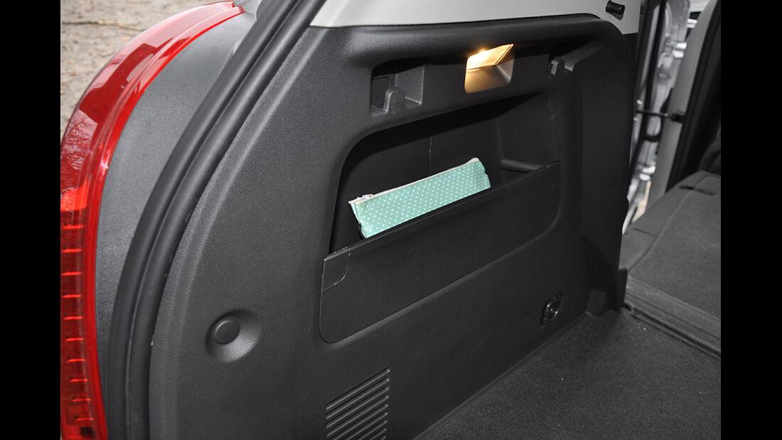 Innenraum-Check Opel Mokka, Kofferraum