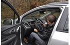 Innenraum-Check Opel Mokka, Sitzposition
