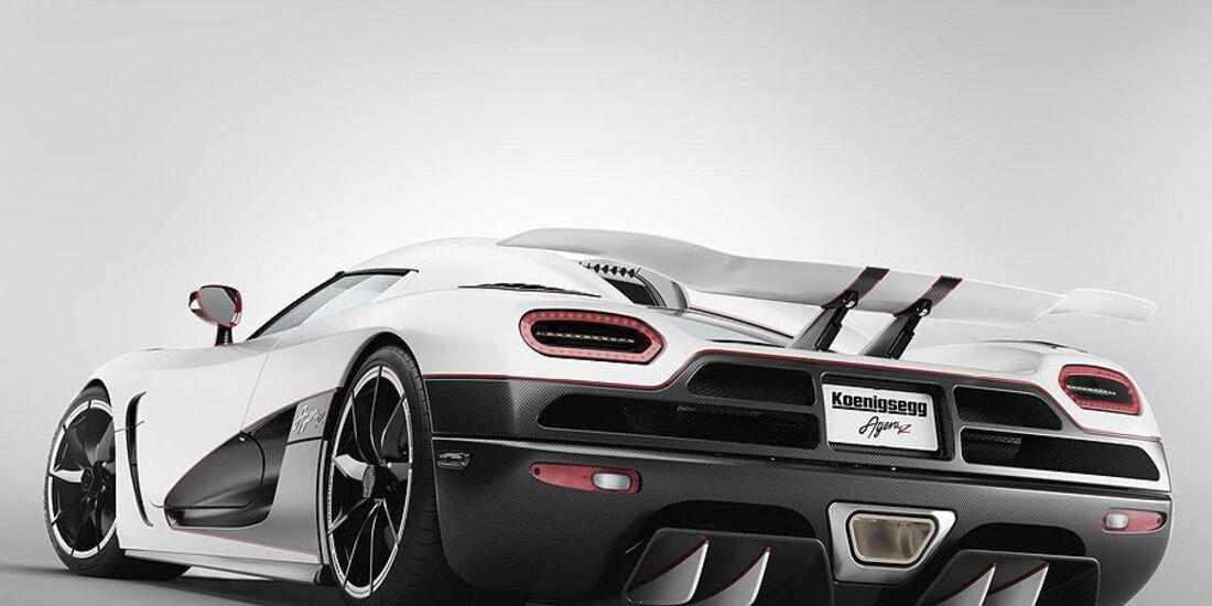 Innenraum, Koenigsegg Agera R