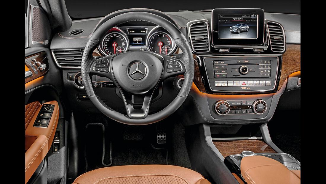 Innenraum, Mercedes