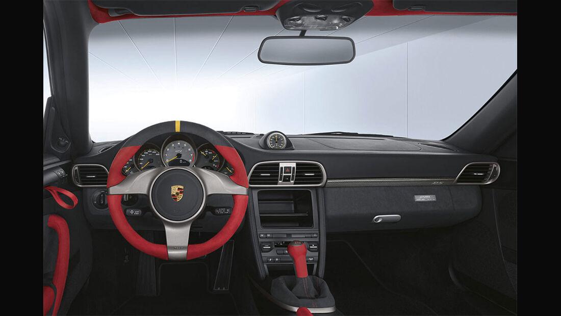 Innenraum Porsche 911 GT2 RS