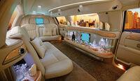 Innenraum Stretch-Limousinen