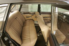 Innenraum des Renault 16