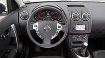 Innenraum von Nissan Qashqai