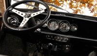 Innocenti Mini Cooper 1300 Export, Cockpit, Felge