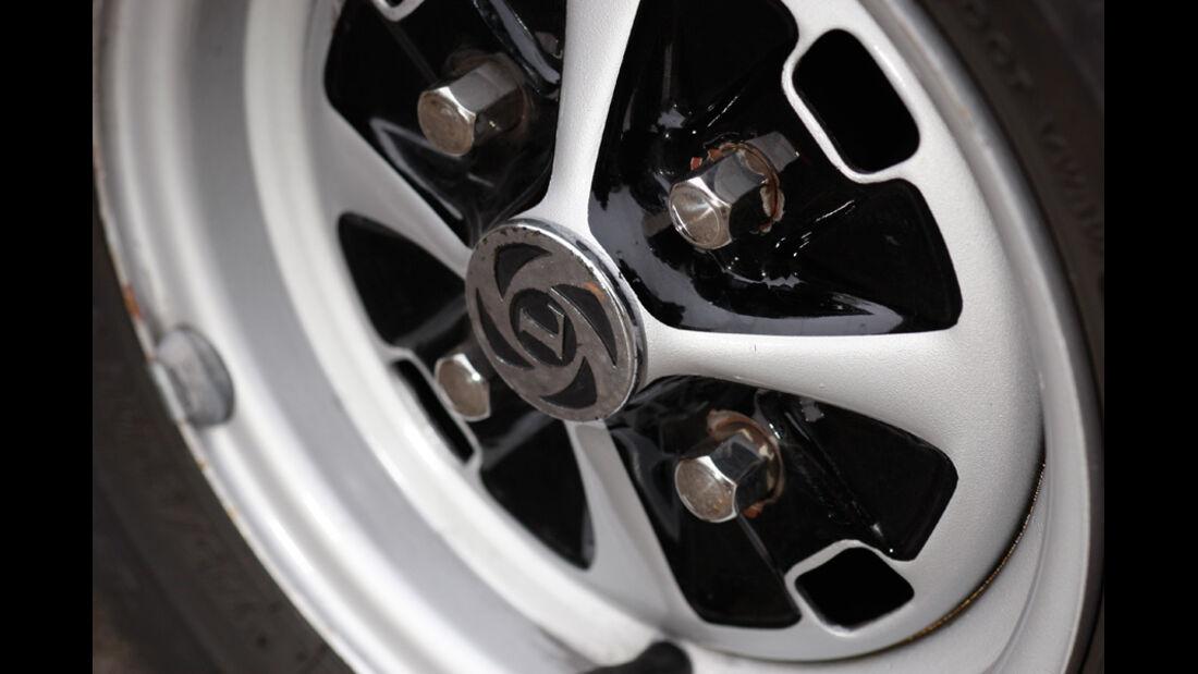 Innocenti Mini Cooper 1300 Export, Rad, Felge