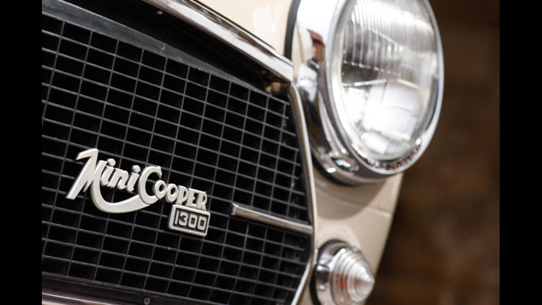 Innocenti Mini Cooper 1300 Export, Typenbezeichnung